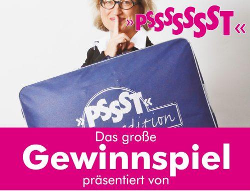 Gewinnspiel von Sanapur und PSSST Bettenhaus Freiburg