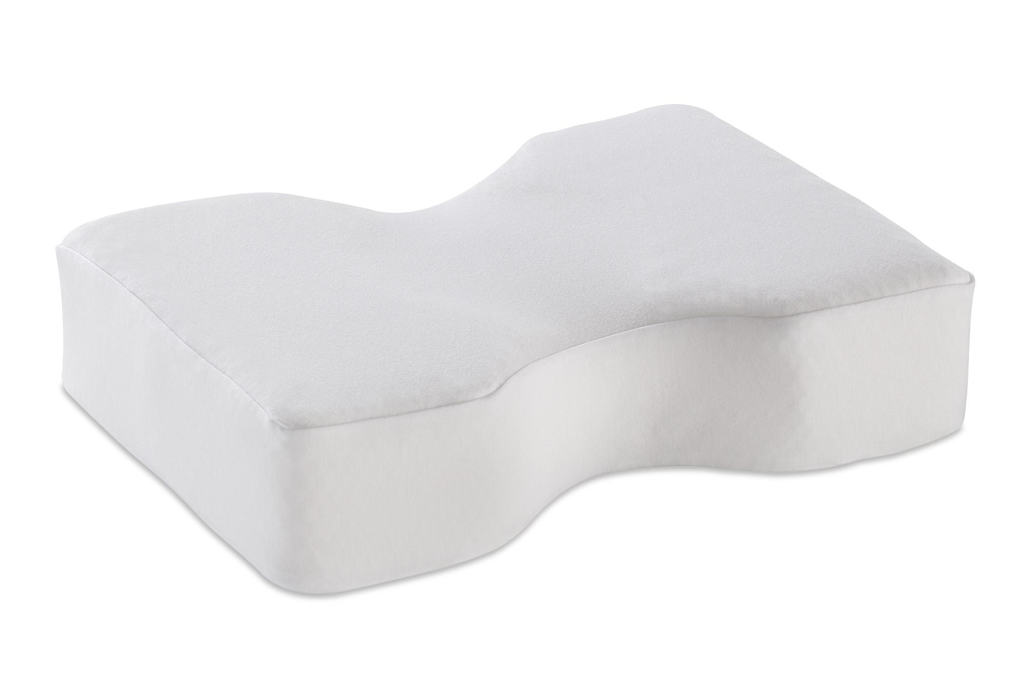 Sanapur Kopfkissenbezug Weiß 100% Baumwolle