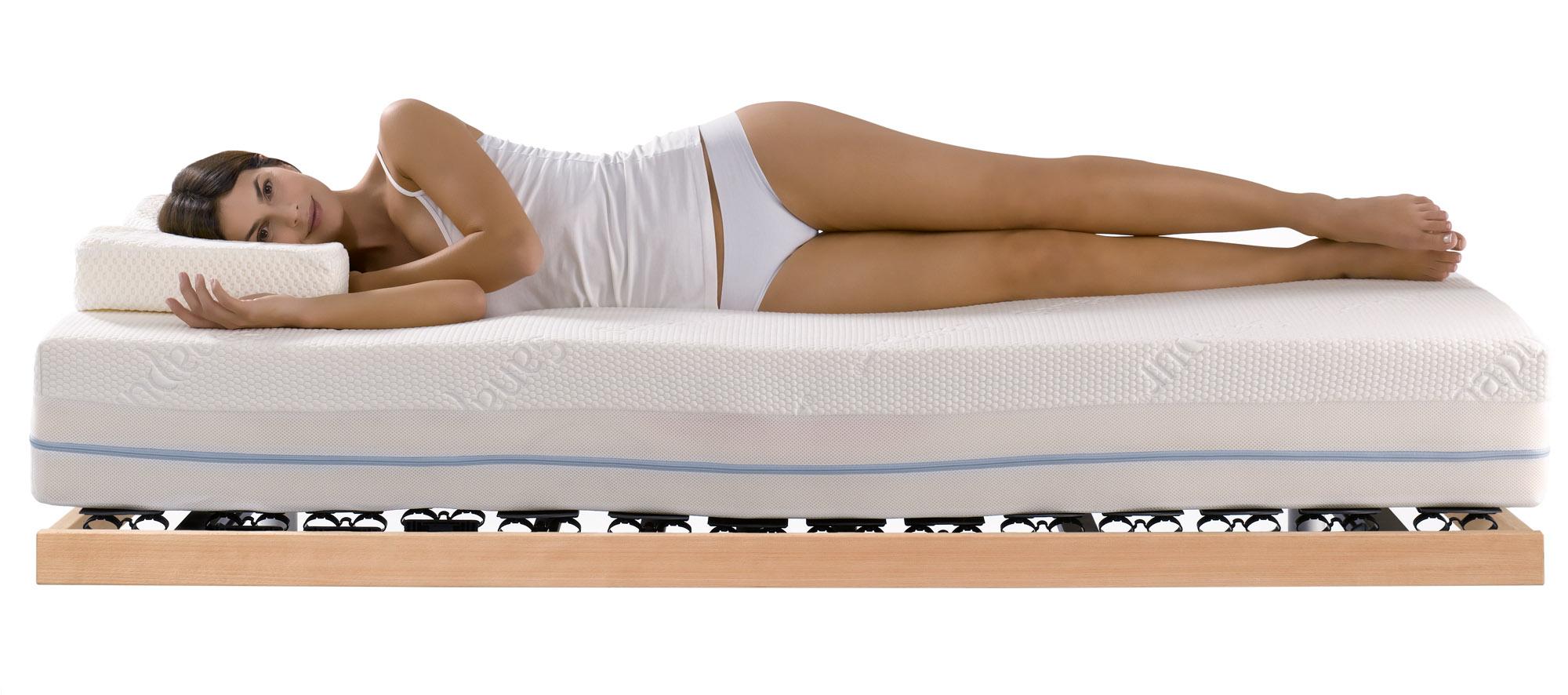Gesund schlafen auf Sanapur Matratzen